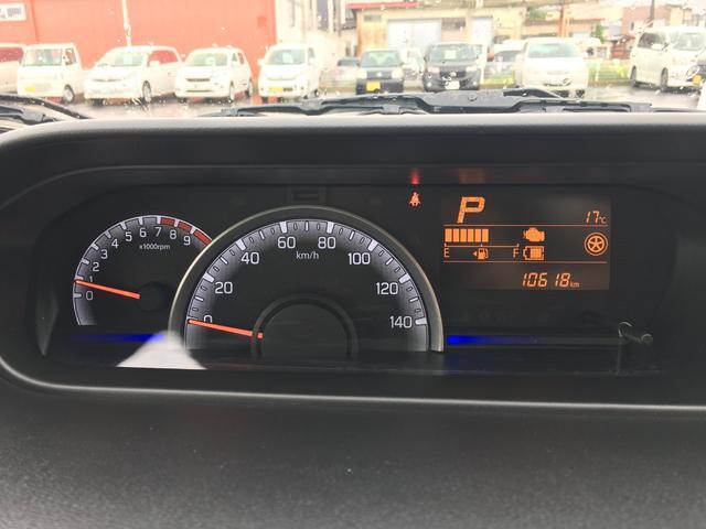 ハイブリッドFX 4WD/純正CDオーディオ/横滑り防止装置/アイドリングストップ/電動格納ミラー/シートヒーター/リモコンキー(12枚目)