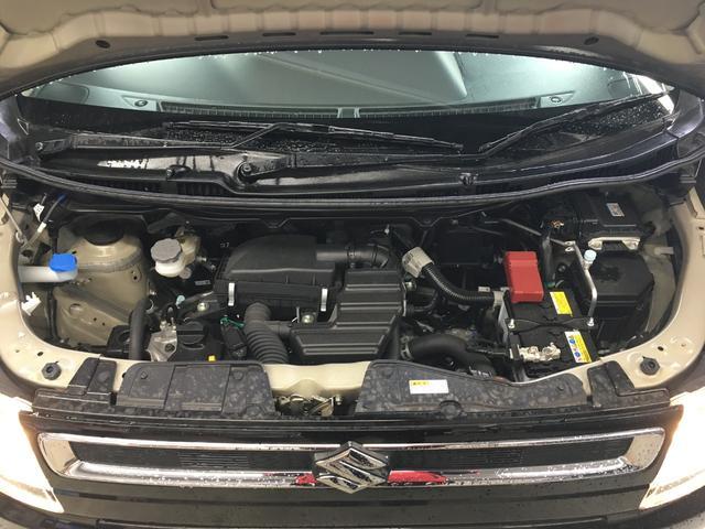 ハイブリッドFX 4WD/純正CDオーディオ/横滑り防止装置/アイドリングストップ/電動格納ミラー/シートヒーター/リモコンキー(38枚目)