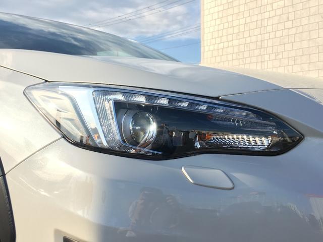 アドバンス 4WD/アイサイト/衝突被害軽減ブレーキ/車線逸脱防止警報/レーダークルーズコントロール/BSM/AVH/パドルシフト/前席パワーシート/クリアランスソナー/純正LEDヘッドライト/純正18インチAW(40枚目)
