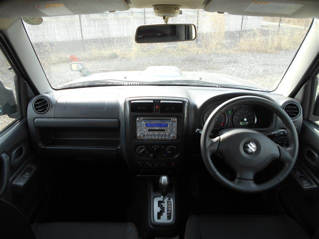 スズキ ジムニー ワイルドウィンド 4WD シートヒーター キーレス CD