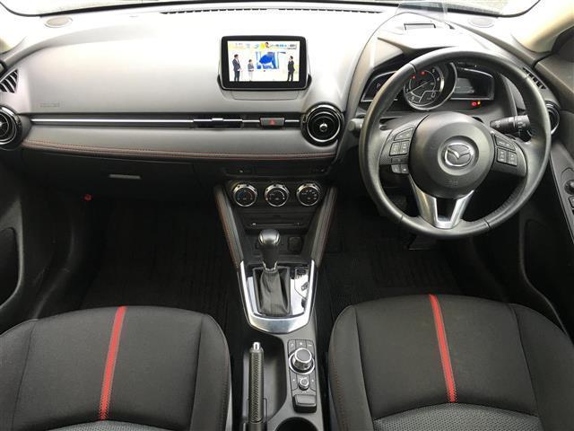 マツダ デミオ XD ツーリング 4WD ワンオーナー HDDナビ