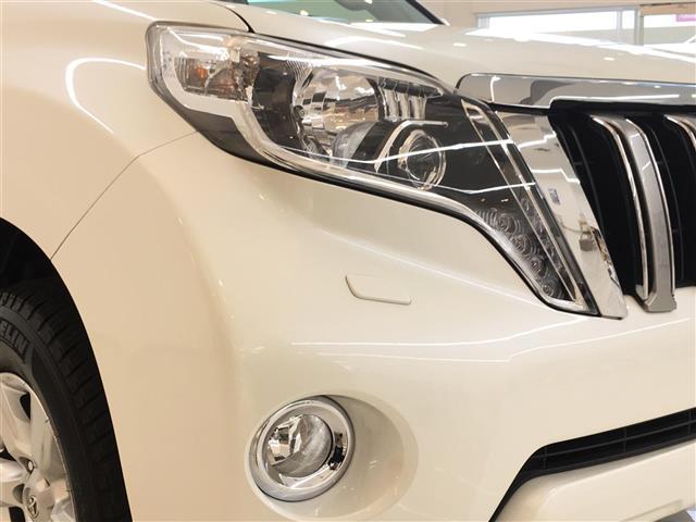 「トヨタ」「ランドクルーザープラド」「SUV・クロカン」「新潟県」の中古車3