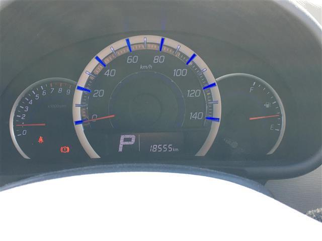 FX 4WD SDナビ地デジ iストップ スタッドレス付き 走行18555Km(4枚目)