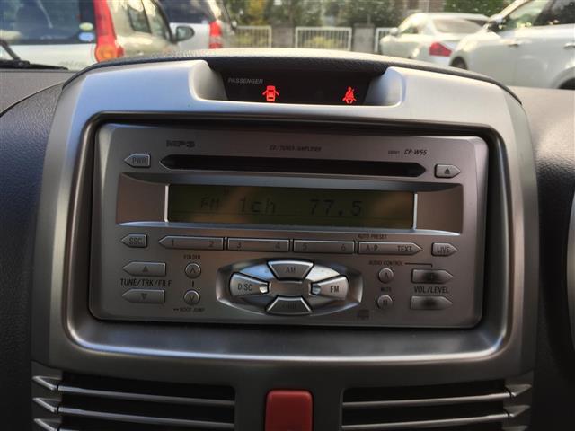 X 4WD 5速マニュアル CD 純正アルミ ETC(6枚目)