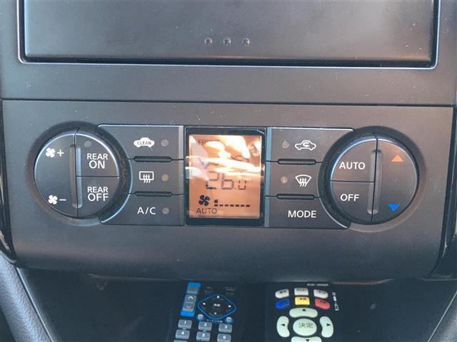 ハイウェイスター Vエアロセレクション 両側パワスラ SDナビ フリップダウンモニター スマートキー ETC(11枚目)