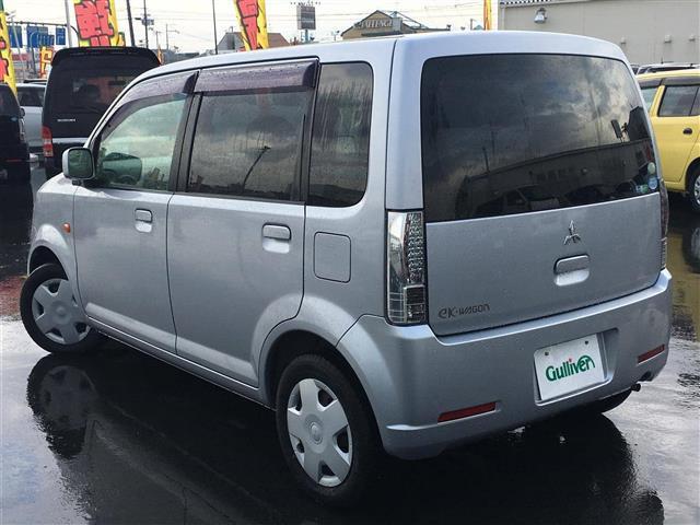 「三菱」「eKワゴン」「コンパクトカー」「愛媛県」の中古車2