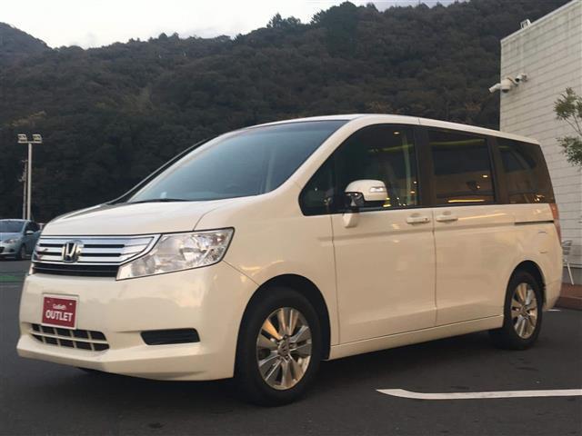 「ホンダ」「ステップワゴン」「ミニバン・ワンボックス」「愛媛県」の中古車6