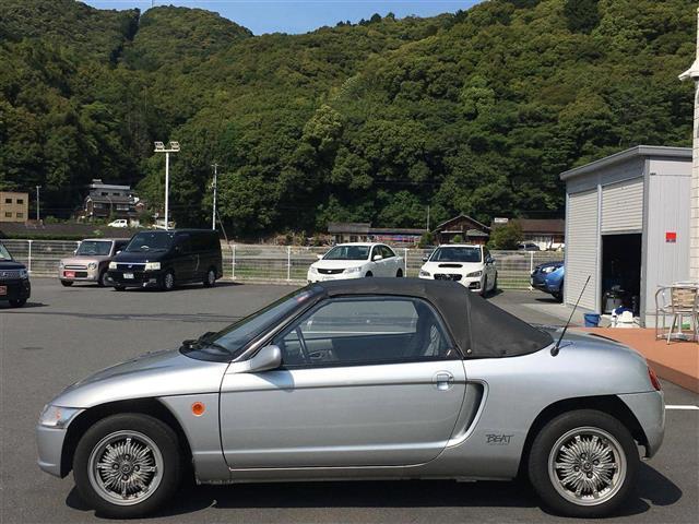「ホンダ」「ビート」「オープンカー」「愛媛県」の中古車19