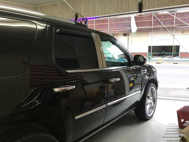 「キャデラック」「キャデラック エスカレード」「SUV・クロカン」「東京都」の中古車10