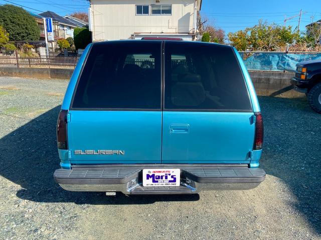 「シボレー」「シボレーサバーバン」「SUV・クロカン」「東京都」の中古車8
