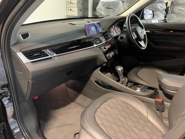 xDrive 18d xライン ACC インテリSFT 衝突軽減B レーンアシスト 純正ナビ Bカメラ ヘッドアップディスプレイ ハーフレザーシート シートヒーター 純正18インチAW ルーフレール ミラーETC LEDライト(14枚目)