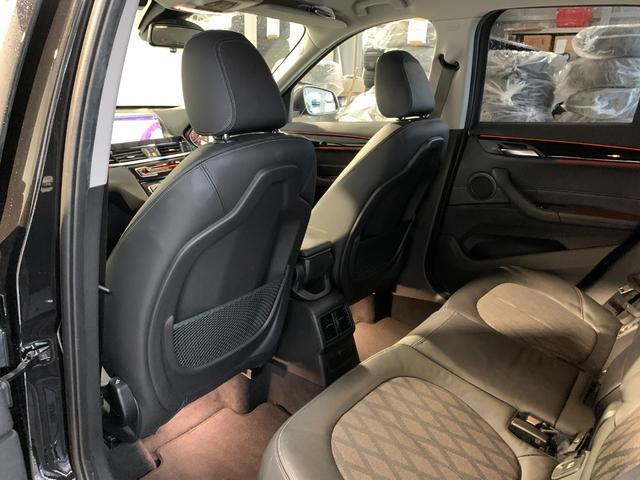 xDrive 18d xライン ACC インテリSFT 衝突軽減B レーンアシスト 純正ナビ Bカメラ ヘッドアップディスプレイ ハーフレザーシート シートヒーター 純正18インチAW ルーフレール ミラーETC LEDライト(18枚目)