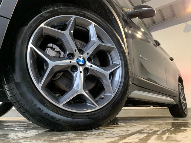 xDrive 18d xライン ACC インテリSFT 衝突軽減B レーンアシスト 純正ナビ Bカメラ ヘッドアップディスプレイ ハーフレザーシート シートヒーター 純正18インチAW ルーフレール ミラーETC LEDライト(55枚目)