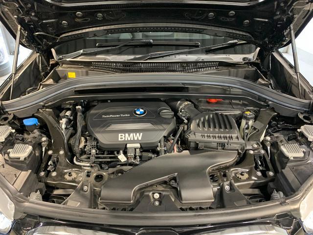 xDrive 18d xライン ACC インテリSFT 衝突軽減B レーンアシスト 純正ナビ Bカメラ ヘッドアップディスプレイ ハーフレザーシート シートヒーター 純正18インチAW ルーフレール ミラーETC LEDライト(60枚目)
