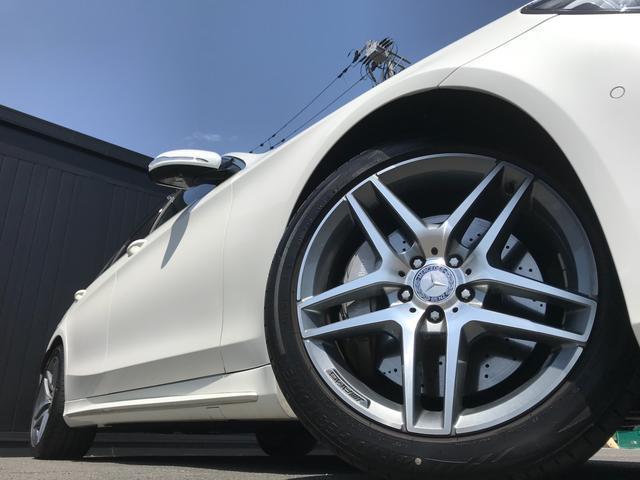 S300h AMGライン ディストロニックプラス 衝突軽減B レーンキープA BSM 黒革シート サンルーフ ヘッドアップディスプレイ 純正ナビTV 360°カメラ パフュームアトマイザー 純正19インチAW(6枚目)