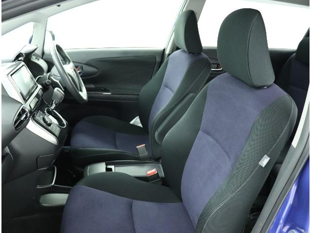 ☆シートがしっかりしているので長時間の運転も疲れにくいです。