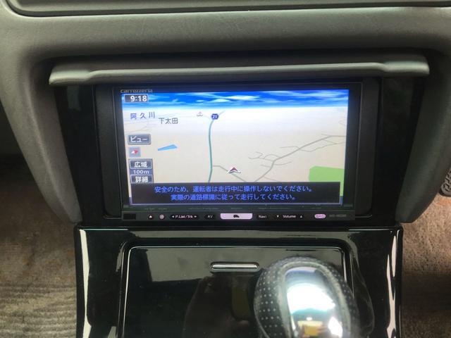 アスリートV 車高調 タイベル済 ダブルモニター(11枚目)