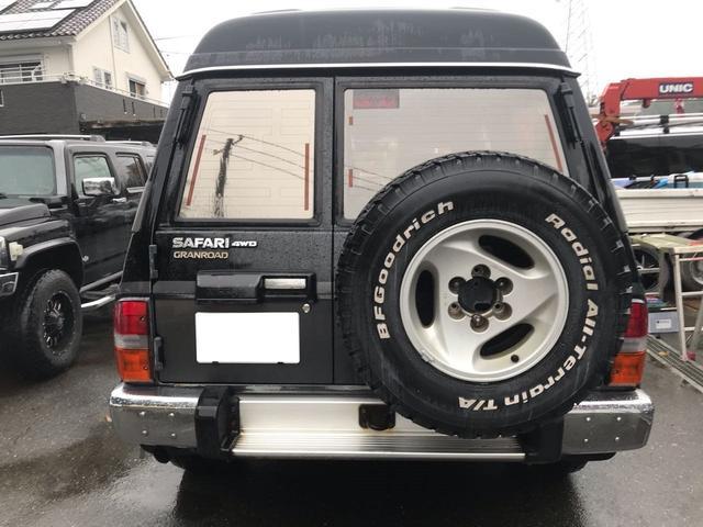 「日産」「サファリ」「SUV・クロカン」「千葉県」の中古車5