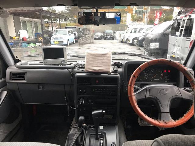 「日産」「サファリ」「SUV・クロカン」「千葉県」の中古車15