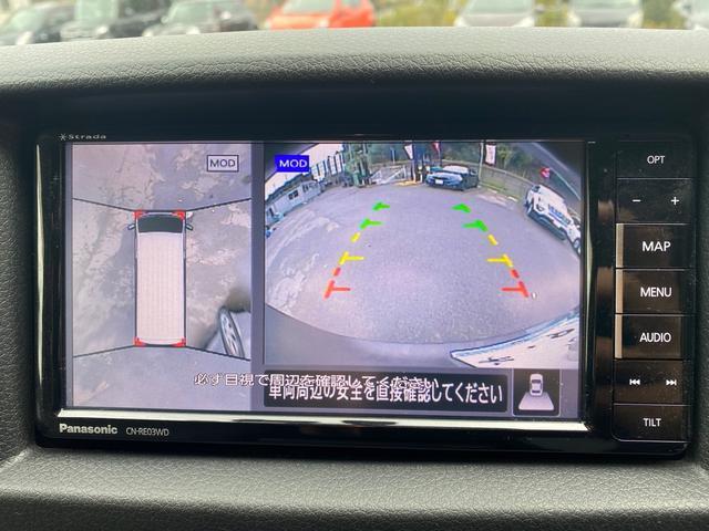 スーパーロングDX キャンピングカー仕様 冷蔵庫あります。 2段ベッド付き シンクも付いており水の利用OKです。外部電源もありバッテリー上がりの心配なしですよ♪パナソニックのナビ 全周囲カメラ オートライト ETC(13枚目)