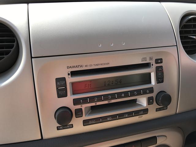ダイハツ ムーヴラテ X ディーラー下取り車 車検2年付き 純正CD&MD