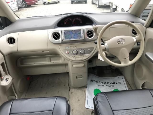トヨタ ポルテ 130i Cパッケージ HIDセレクション ワンオーナー車