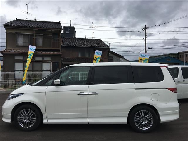 ホンダ エリシオン G Aero
