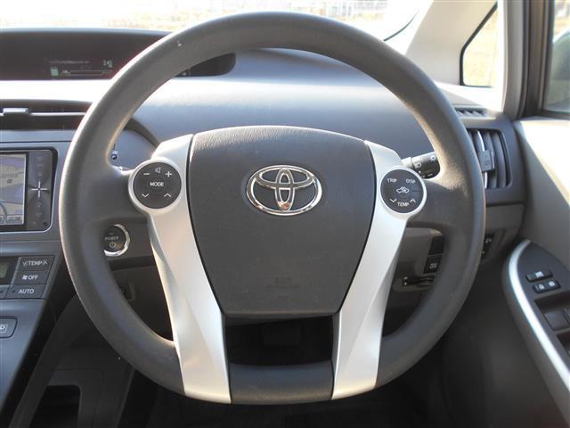 トヨタ プリウス S メモリーナビ フルセグTV バックカメラ ETC CD