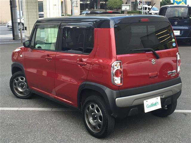 「スズキ」「ハスラー」「コンパクトカー」「富山県」の中古車2