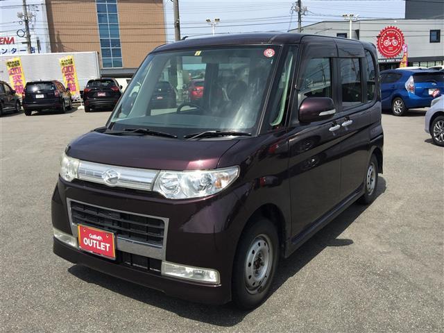 「ダイハツ」「タント」「コンパクトカー」「富山県」の中古車9