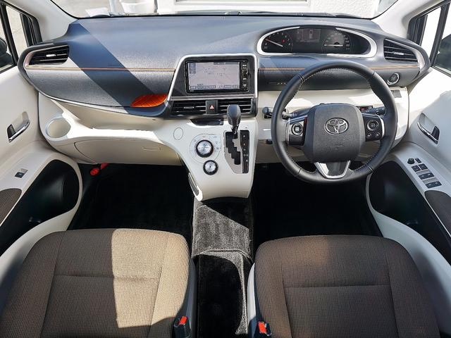 トヨタ シエンタ G 自動ブレーキ LED スマートキー 純正ナビBカメラ