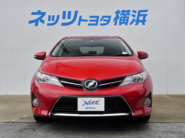 「トヨタ」「オーリス」「コンパクトカー」「神奈川県」の中古車5