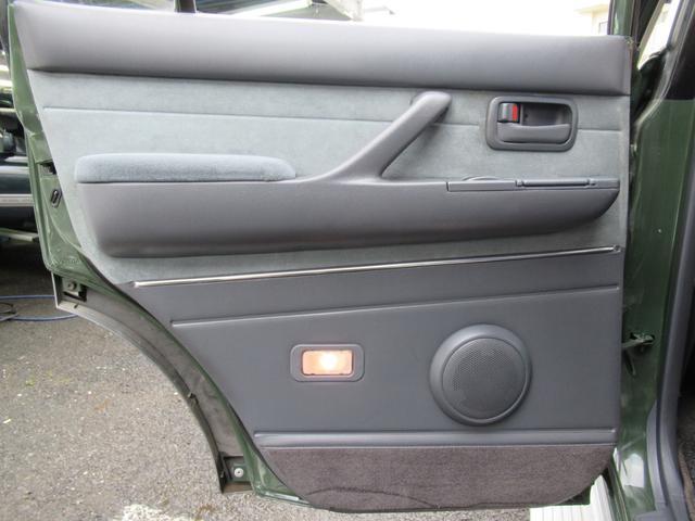 トヨタ ランドクルーザー80 VX-LTD 後期DT 3インチUP 新品AW 新品タイヤ