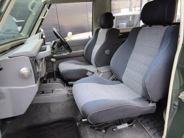 トヨタ ランドクルーザー70 ZX NOX適合 社外16AW SDナビ ワンセグ ETC