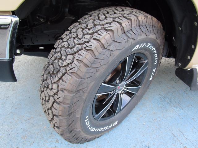 トヨタ ハイラックスサーフ SSR-X 3.0DT 新品AW 新品タイヤ 4ナンバー可能