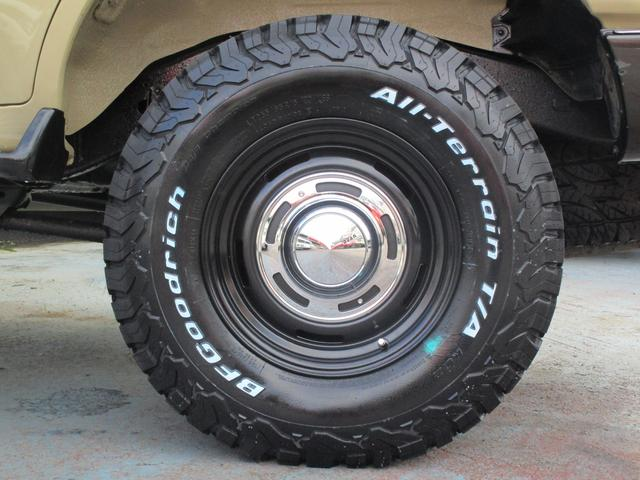 VX 新品塗装 新品AWタイヤ Pタイム4WD デフロック(17枚目)