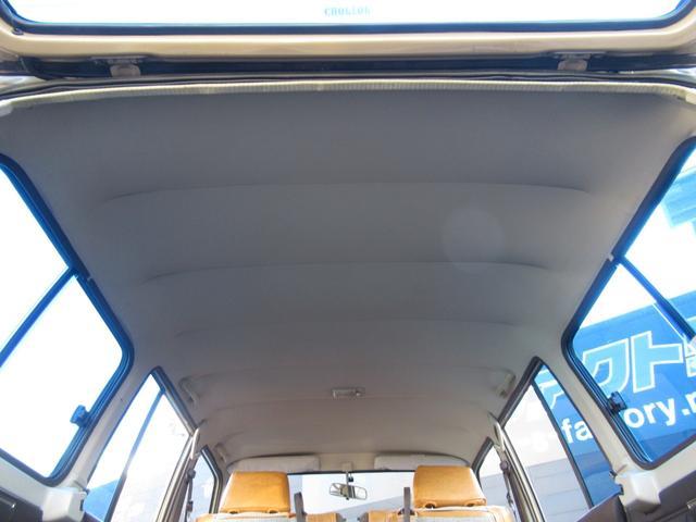 VX ロールーフ 丸目 シートカバー 社外LEDヘッドライト(15枚目)