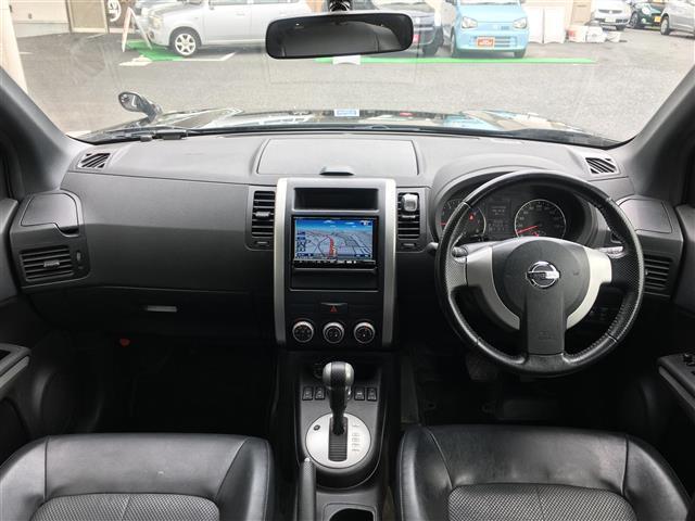日産 エクストレイル 20Xt 4WD HDDナビDTV Bカメ 全シートヒーター