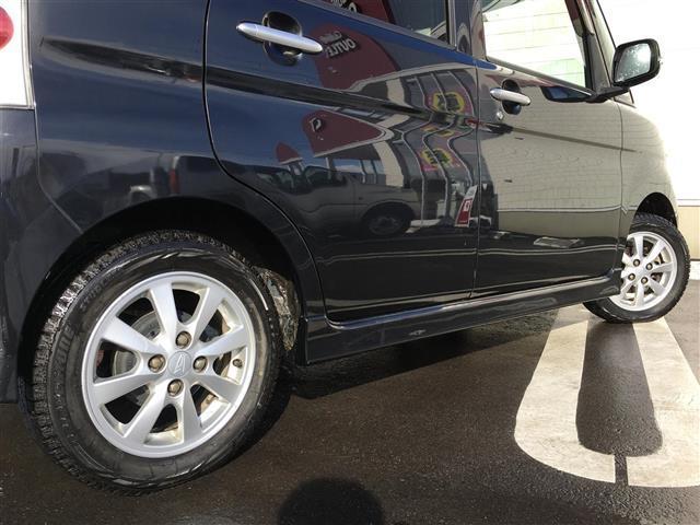 ダイハツ タント カスタム X 4WD 左側パワースライドドア