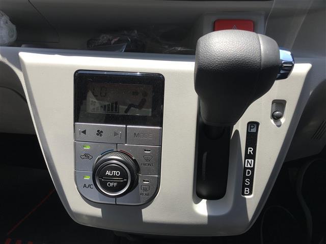 ダイハツ ミライース G SAIII スマートキー 前席シートヒーター 横滑り防止