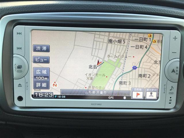「トヨタ」「ヴィッツ」「コンパクトカー」「山形県」の中古車4