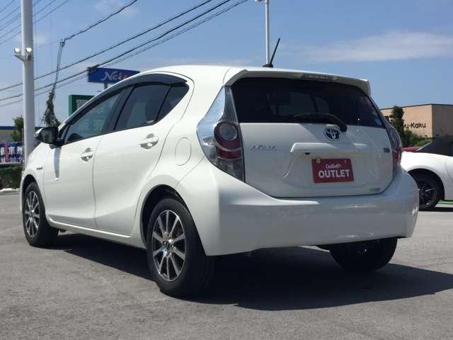 「トヨタ」「アクア」「コンパクトカー」「滋賀県」の中古車10
