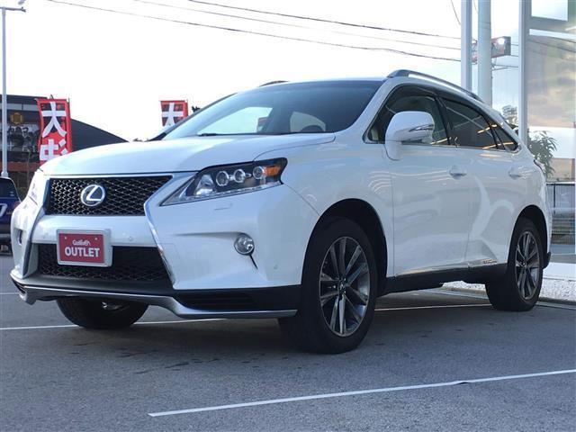 「レクサス」「RX」「SUV・クロカン」「滋賀県」の中古車4