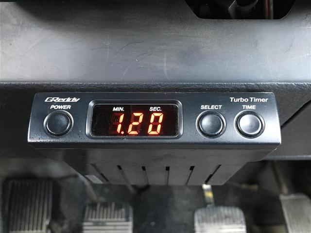 GTS-tタイプM 社外オーディオ ETC ターボタイマー 社外モモステアリング 前後タワーバー ハイキャス(31枚目)