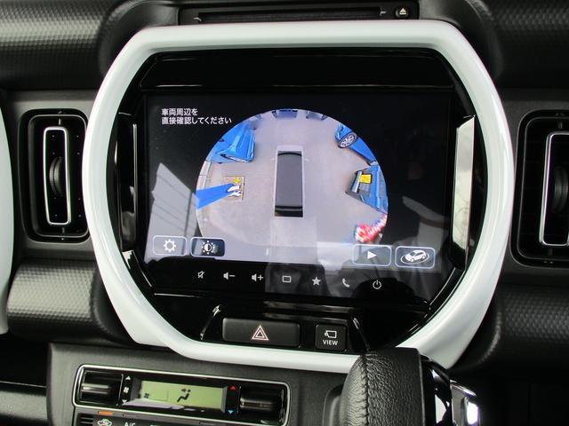 9インチの大型ナビゲーション装備車です。全方位カメラの画像がナビゲーションでご覧いただけます。駐車しやすい!