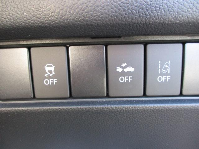 アイドリングストップ、ブレーキサポート、横滑り防止装置、車線逸脱警報、さまざまな便利で安全なシステムですが、キャンセルすることもできます。