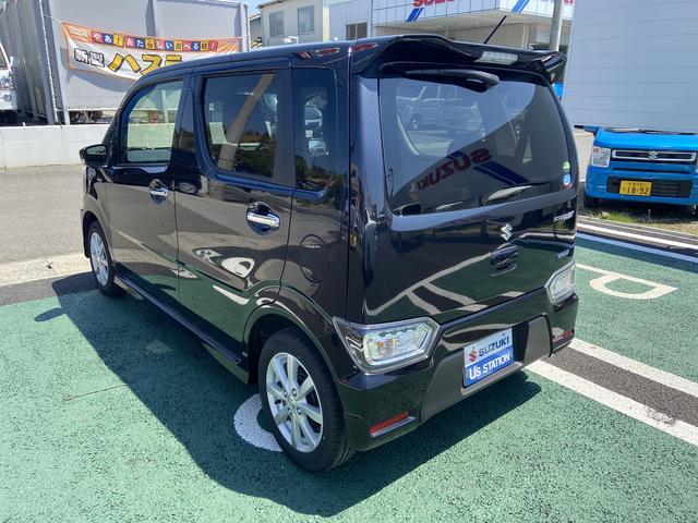 「スズキ」「ワゴンRスティングレー」「コンパクトカー」「千葉県」の中古車7