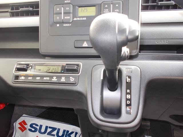 スズキ ワゴンR HYBRID FX ブラック内装 CD・AM/FM