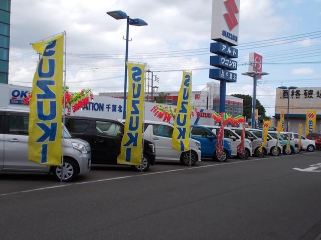 「スズキ」「スペーシア」「コンパクトカー」「千葉県」の中古車34