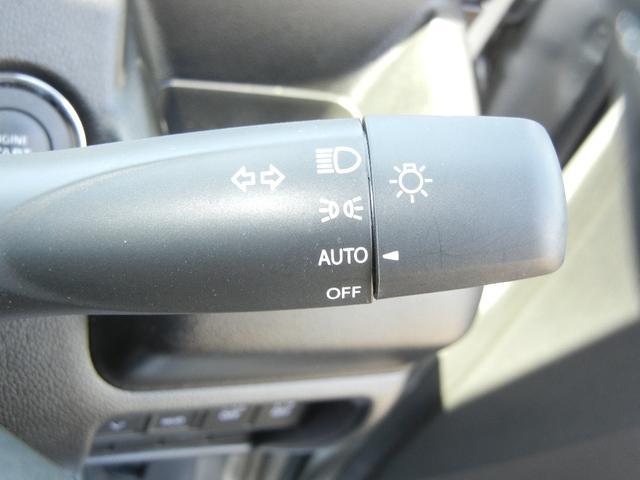 オートライト機能付LEDヘッドランプ